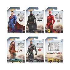 Automodelis Hot Wheels superherojaus Justice League, DWD02