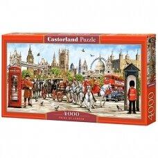 Castorland dėlionė ESSENCE OF PARIS, 4000 det.