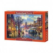 Castorland dėlionė INSPIRATIONS OF LONDON, 1000 det.