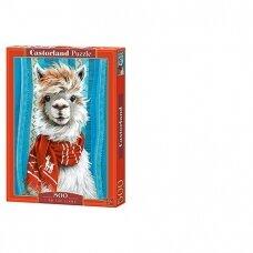 Castorland dėlionė Venice at Sunset, 500 det.
