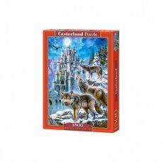 Castorland dėlionė LONDON, 1500 det.
