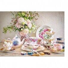 Castorland dėlionė Harbour of Love, 500 det.