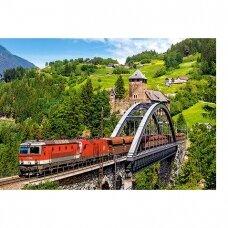 Castorland dėlionė SAN FRANCISCO, 500 det.