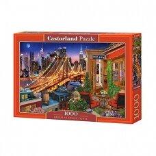 Castorland dėlionė BRAIES LAKE, ITALY, 1000 det.