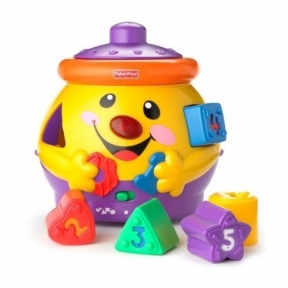 FISHER PRICE Linksmoji puodynė, R3442