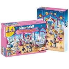 PLAYMOBIL Advent Calendar - Christmas Ball, 9485