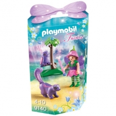 Konstruktorius PLAYMOBIL  Fairy Girl with Animal Friends
