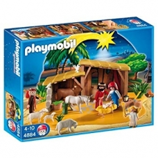 Konstruktorius PLAYMOBIL Nativity Stable with Manger