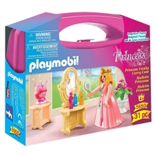 Konstruktorius PLAYMOBIL  Princess Vanity Carry Case, 5650