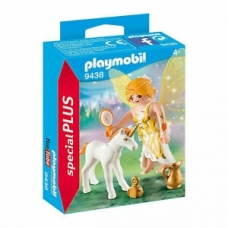 Konstruktorius  PLAYMOBIL Sun Fairy With Unicorn Foal, 9438