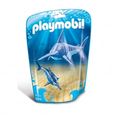 Konstruktorius PLAYMOBIL  Swordfish with Baby