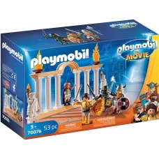Konstruktorius PLAYMOBIL The Movie Imperatorius Maximus Koliziejuje, 70076