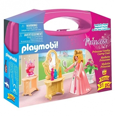 Konstruktorius PLAYMOBIL  Princess Vanity Carry Case