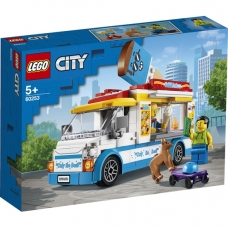 LEGO City Great Vehicles Ledų autobusiukas, 60253