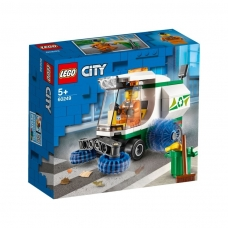 LEGO City Great Vehicles Šluojamoji mašina, 60249