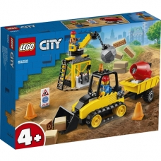 LEGO City Great Vehicles Statybų buldozeris, 60252