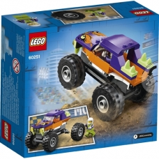 LEGO City Great Vehicles Sunkvežimis monstras, 60251