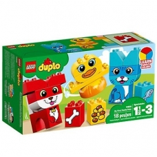 LEGO DUPLO My First Puzzle Pets, 10858