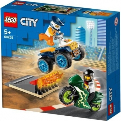 LEGO City Turbo Wheels Kaskadininkų komanda, 60255
