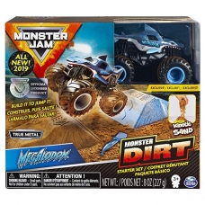 Mašina MONSTER JAM visureigis RC 1:24 Megalodon