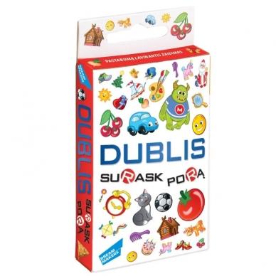 Mini stalo žaidimas DUBLIS