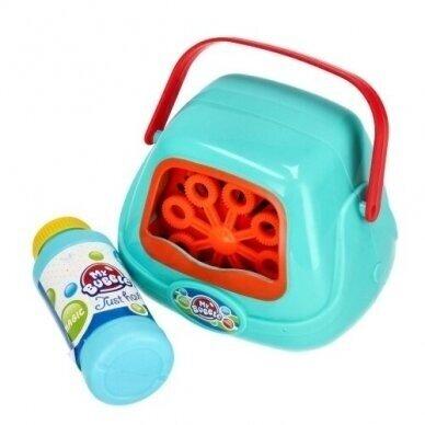 Muilo burbulų gaminimo aparatas, 110 ml 4