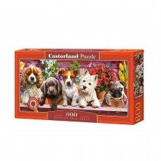 """Puzzle 600 """"Castorland"""""""