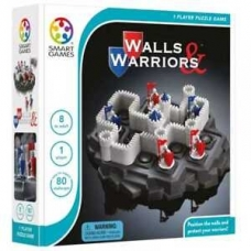SMART GAMES žaidimas Walls & Warriors, SG281