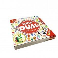 """Stalo žaidimas """"SuperDual"""""""