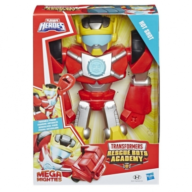 Transformers  MEGA MIGHTIES, E4131 2